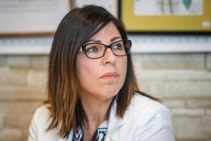 Marie-Andrée Prévost, Viva Média - Photo Denis Germain